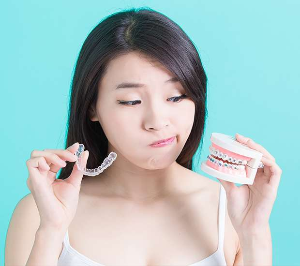 Matawan Which is Better Invisalign or Braces